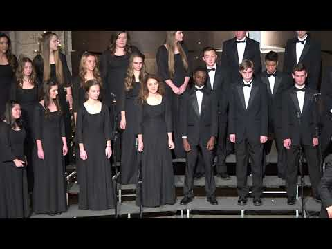 """O Come All Ye Faithful"" by Forest Lake Christian School Chamber Choir"