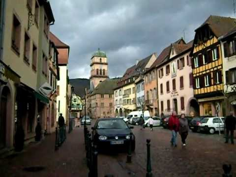 Sunday Morning, March 21, 2010 -- Kaysersberg, Alsace (France)