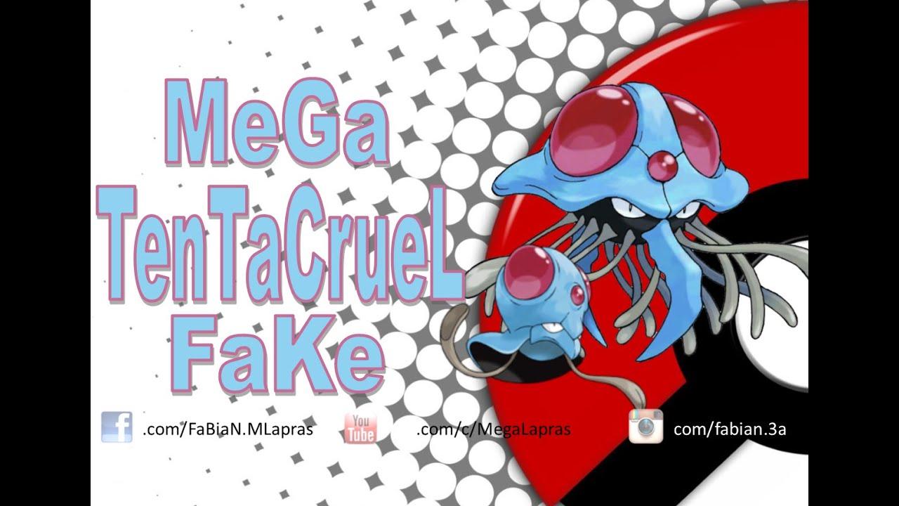 Mega Tentacruel