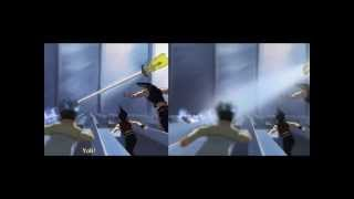 Shaman King Uncut vs Cut 2