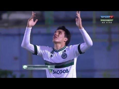 Tupi/MG 0 x 1 Goiás - Campeonato Brasileiro Série B 2016
