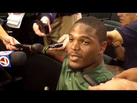 Denzel Perryman Previews FSU Game