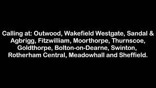 Leeds Announcements 27/05/19