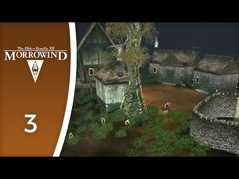 The life as a thief - Let's Play Morrowind Modded #3