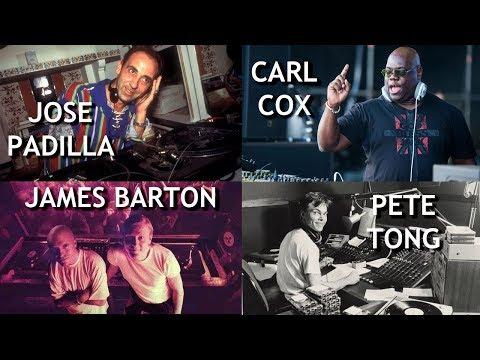 Pete Tong, James Barton, Carl Cox & Jose Padilla @ Essential Mix, Cream, Liverpool, UK (31.12.1996.)