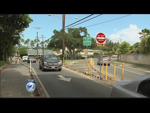 City to install traffic solution in Kailua