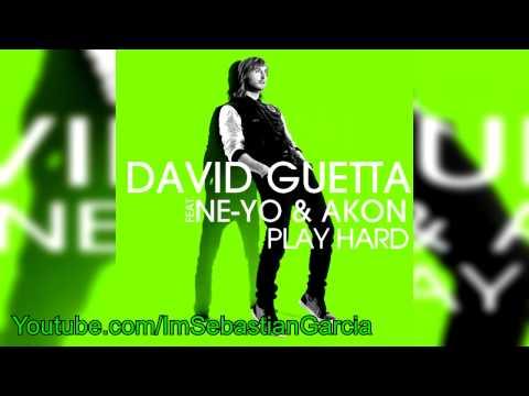 David Guetta Play Hard Instrumental