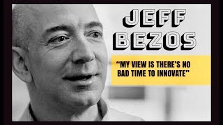 Jeff Bezos | Leadership, Principles and The Future