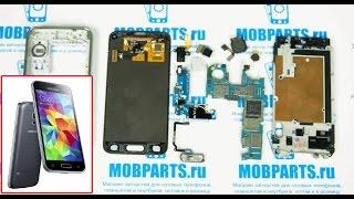 видео Как поменять дисплей iPhone 4S.Ремонт телефона