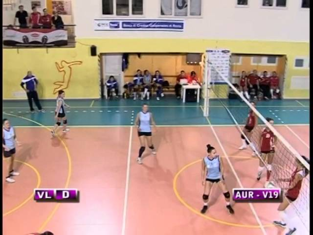 Aurelio vs Volley 19 - 1° Set