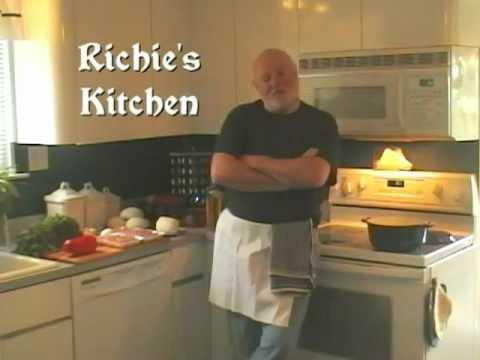 Richie S Kitchen Sausage Bread Youtube