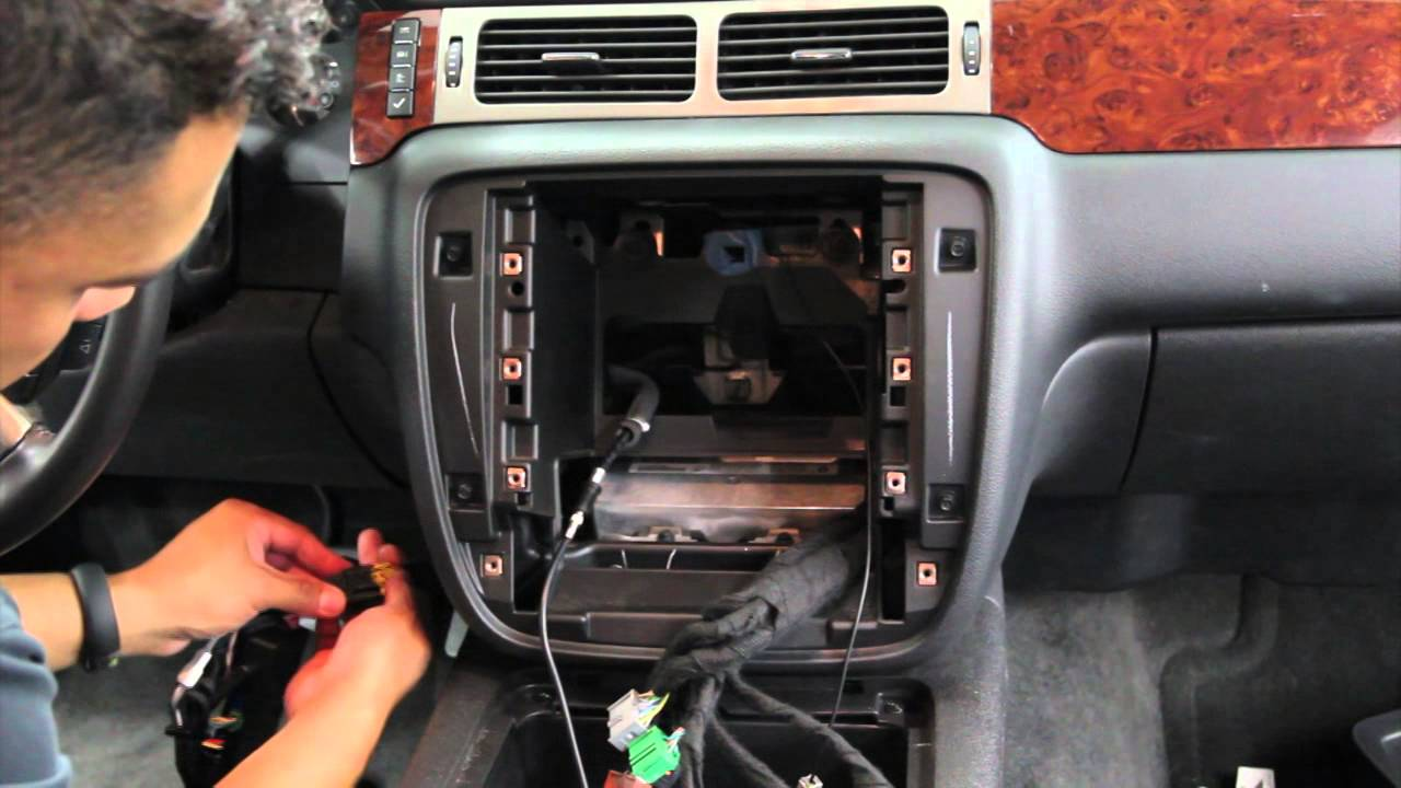 alpine  gm installation process youtube