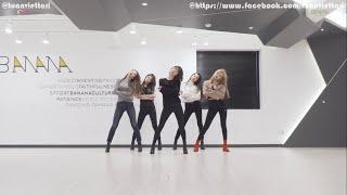 【VIETSUB】 EXID(이엑스아이디) - I Love You @ Dance Practice Video