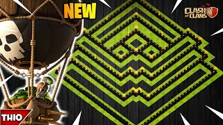 NEW TOWN HALL 10 FARMING/TROPHY BASE 2018! TH10 HYBRID BASE MAY UPDATED!! - CLASH OF CLANS(COC)