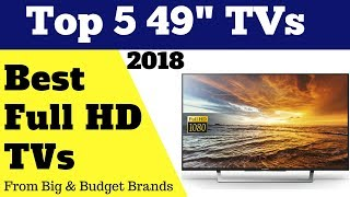 Best Budget 49 inches FHD TVs | Review