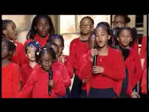 """Jesus, Oh What A Wonderful Child"" Sunbeams Choir"