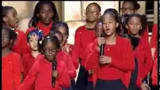 """Jesus, Oh What A Wonderful Child"" Sunbeams Choir"