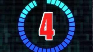 Repeat youtube video カウントダウン動画無料素材♪クイズ番組ver