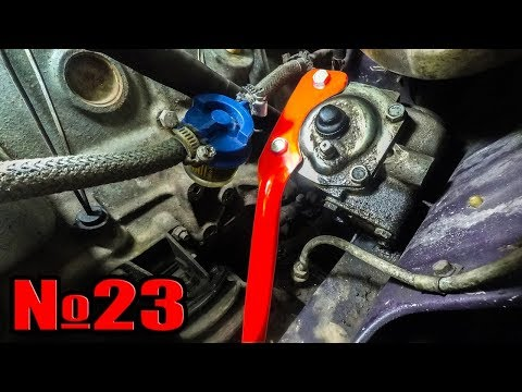 Как сделать усилитель рулевого редуктора ваз 2107