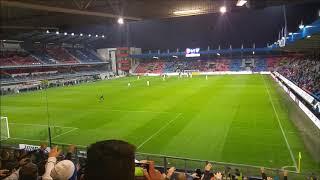 Viktorka Plzeň - Baník Ostrava 31.10.2018 - Osmifinále MOL CUP 2018
