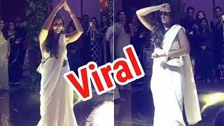 Shweta Bachchan Dance Goes Viral   Saudamini Mattu Wedding