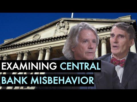 Unraveling The Central Banks' Misbehavior (w/ Jim Grant & Bill Fleckenstein)