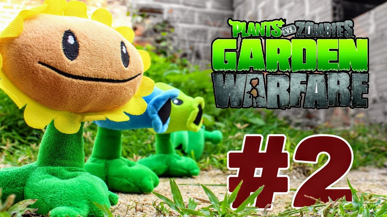 Plants Vs Zombies Plush Toys Garden Warfare With Zombie 2 Part Moo Toy Story