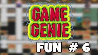 Game Genie Fun # 6