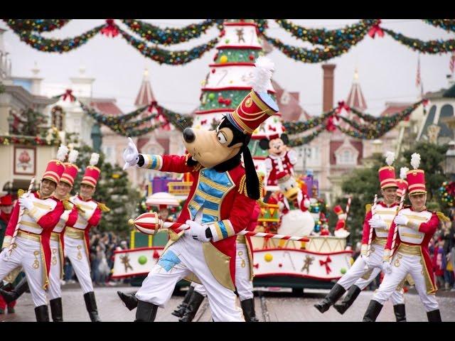 Lettre Pere Noel Disney.Noel Enchante A Disneyland Paris 2019 Disneyphile