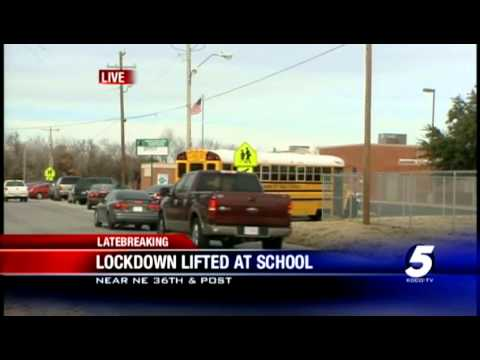 Spencer school placed briefly on lockdown