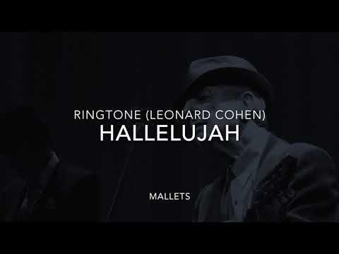 Hallelujah Ringtone (Mallets) (FREE DOWNLOAD LINK)