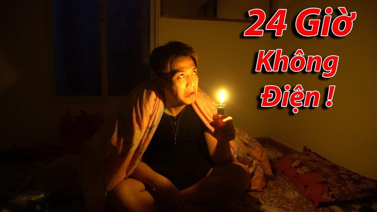 NTN - Thử Thách Một Ngày Trong Bóng Tối (A day live in darkness)