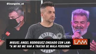 Miguel Ángel Rodríguez contra la producción de Cantando 2020 por incumplimientos económicos