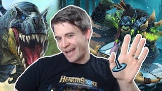 (Hearthstone) Big Beasts VS Big Spells