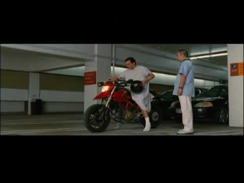 Ducati Ending Scene: Yes Man: HQ