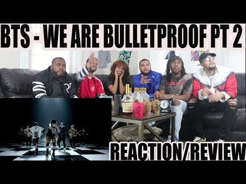 BTS(방탄소년단) WE ARE BULLETPROOF PT.2 (위 아 불렛프루프 Pt.2) REACTION / REVIEW