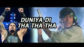 Duniya Di Tha Tha Tha Karaoke track..... By Prasenjit Das