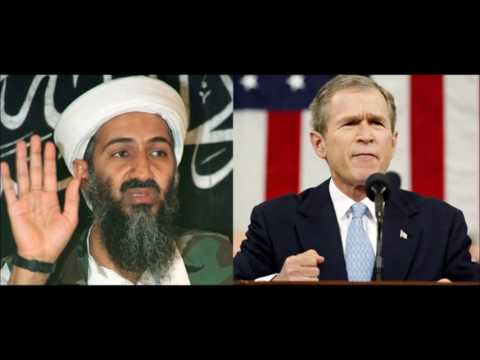 Bush and Bin Laden - Hour of the Time - Bill Cooper