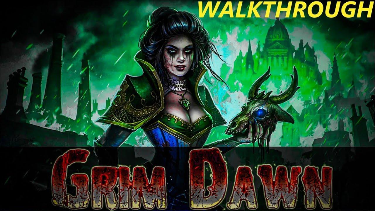 100+ Grim Dawn Necromancer – yasminroohi