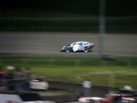 todd van eaton win at adams county speedway 7-17-2010 (start)