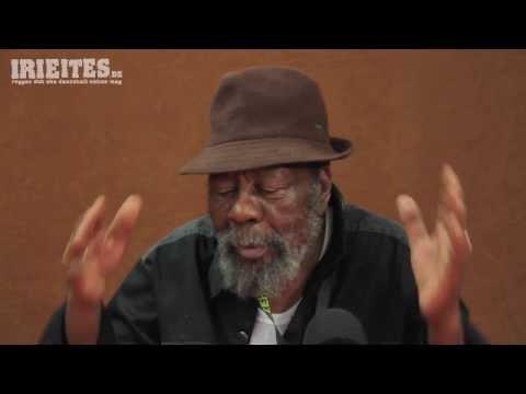 U-Roy - IrieItes.de Interview Reggaejam 2013