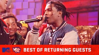 Best of Repeat Offenders ft. Chance The Rapper, A$AP Rocky & Kevin Hart 😂 Wild 'N Out