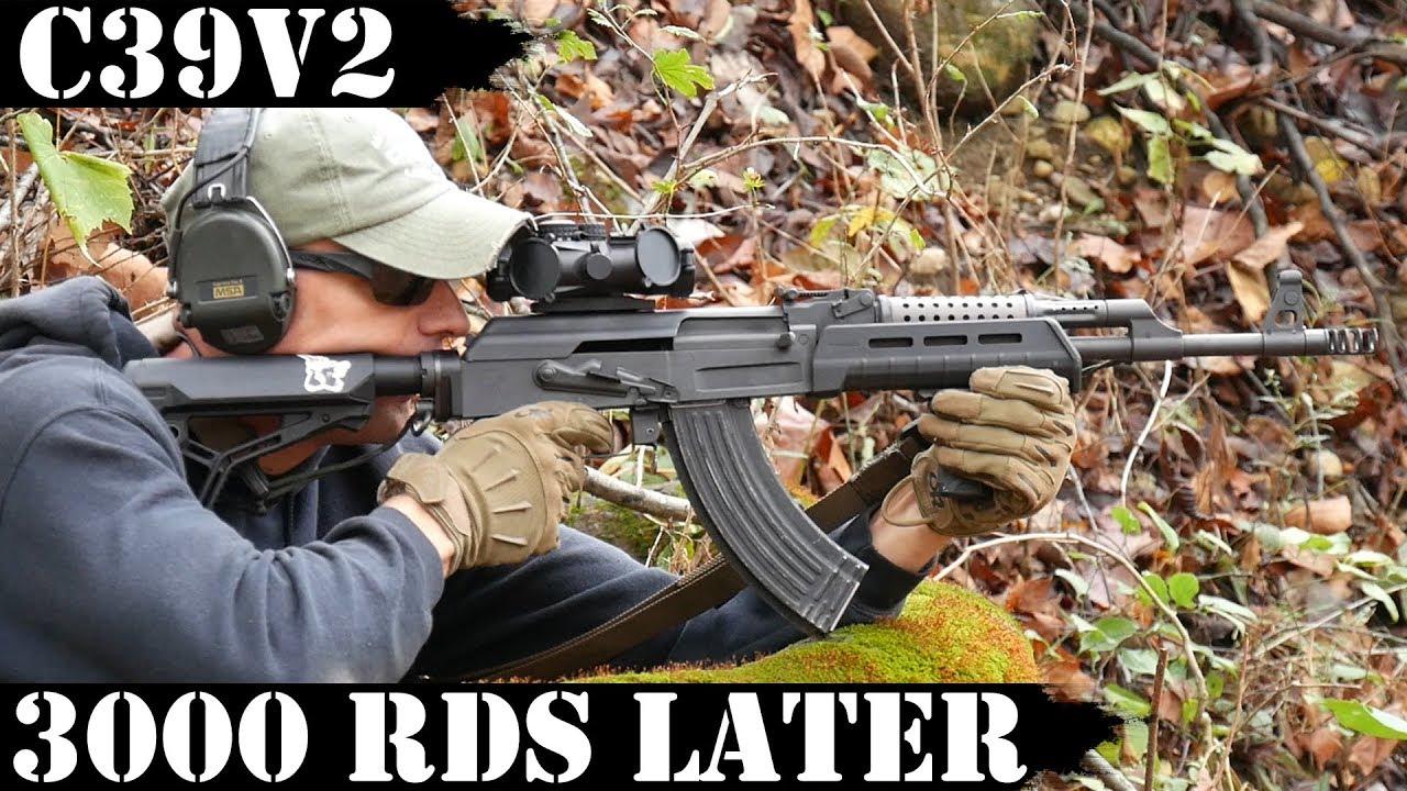 C39V2 3000rds Later! I'm Not DEAD!!! - AK Operators Union