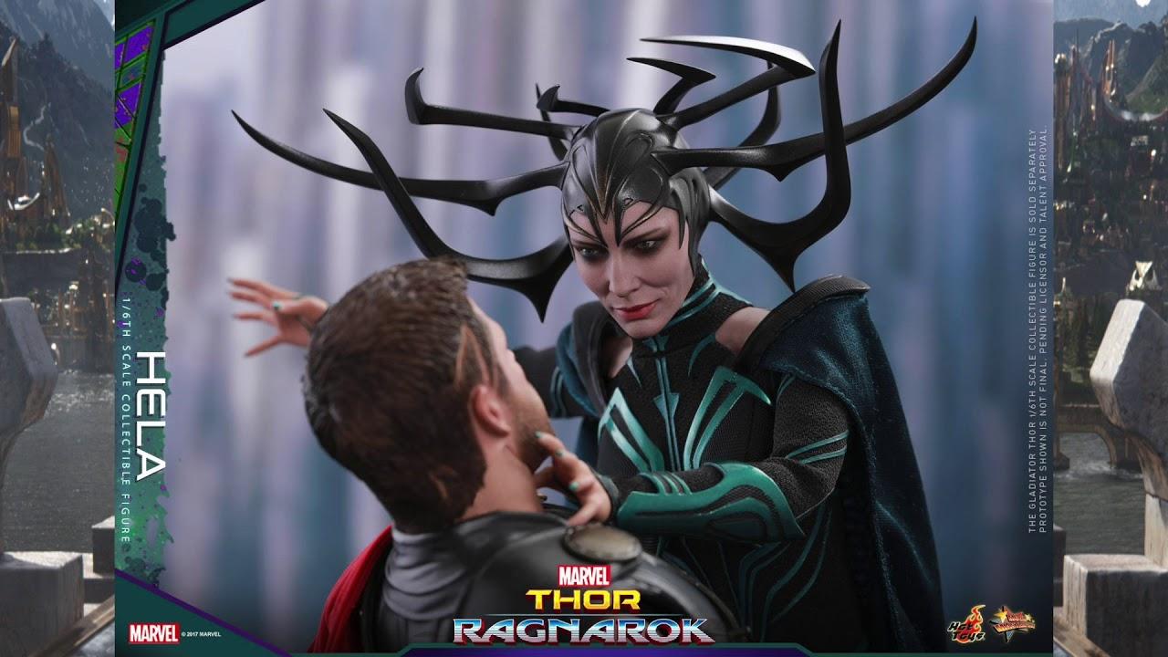 Hela Thor Ragnarok Hot
