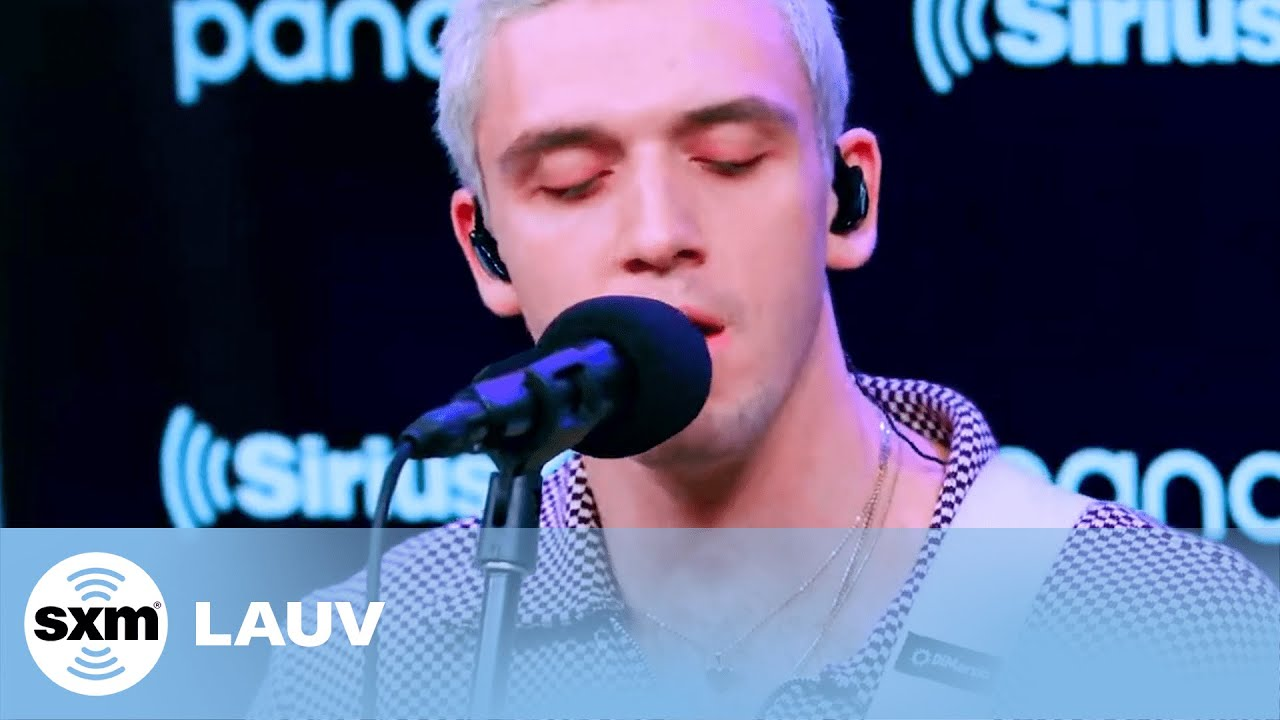 Lauv - Modern Loneliness (Acoustic) [Live @SiriusXM]
