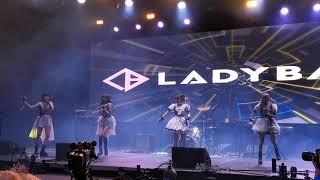Ladybaby at Anime Matsuri in Houston song Nippon Manju.
