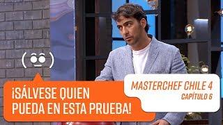 Capítulo 6   MasterChef Chile 4