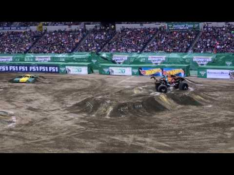 Scooby Doo - Monster Jam Indianapolis 2017