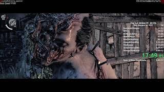 The Evil Within AKUMU Speedrun 2:59:58 WORLD FIRST Sub 3hr!