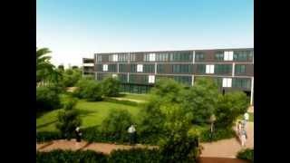 ビンズン新都市 東部国際大学(英語バージョン)